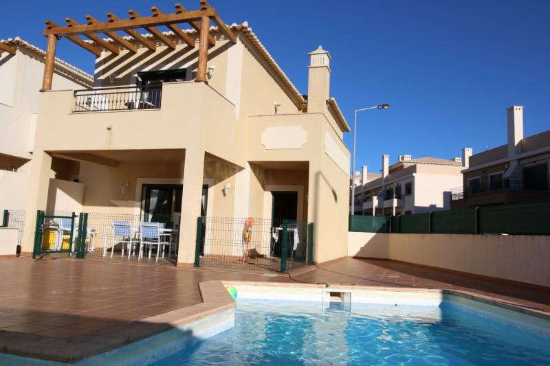 Beautiful Lovely 2 Bed Townhouse With Own Private Pool In Burgau Nice Design